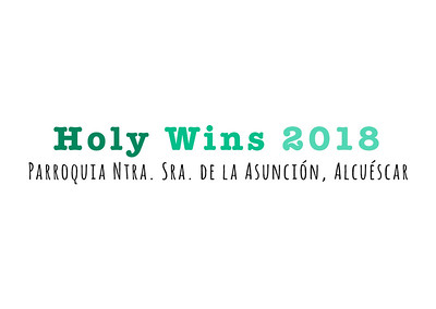 Holy Wins 01-11-2018