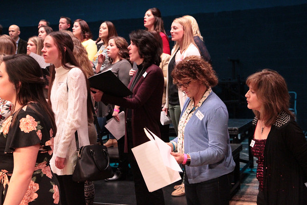 19 SPOTS Invitational-Alumni Choir