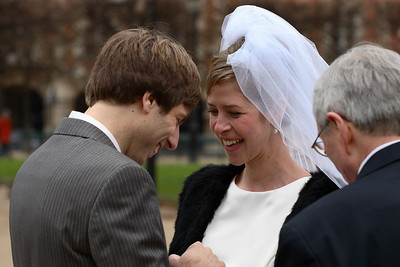 Jeneka and Steve's Paris Wedding