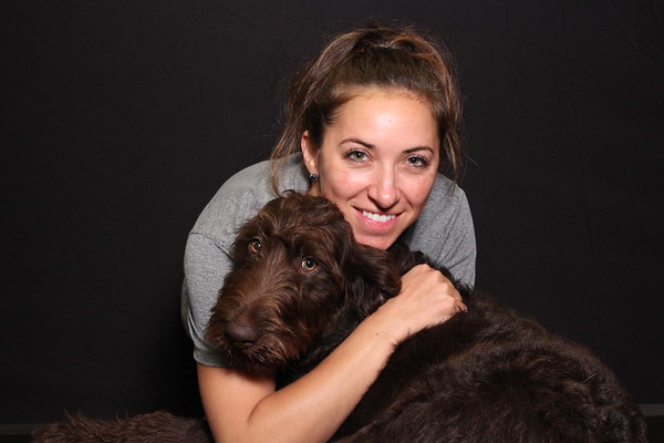 Originals - Tito's Dog & Owner Portraits