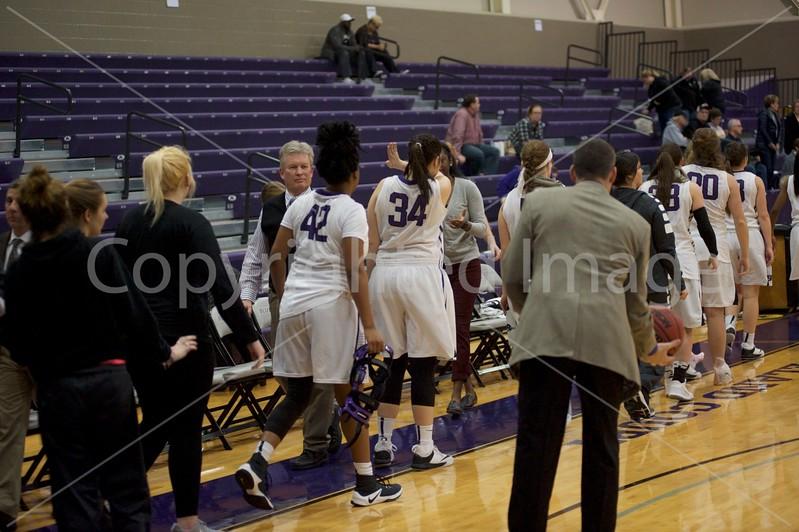 Bluffton Women's Basketball 021418