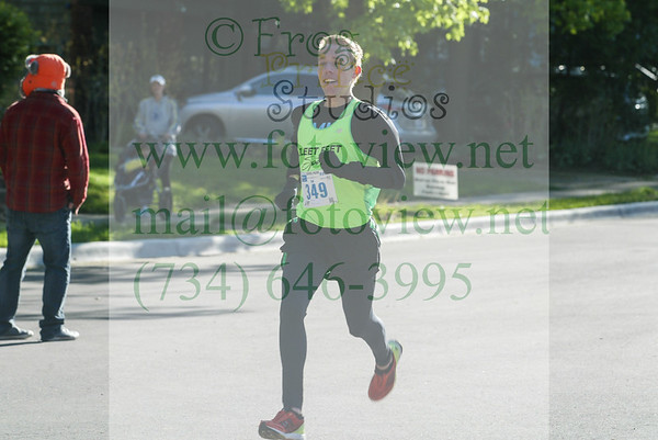 Burns Park Run 7 May 2017