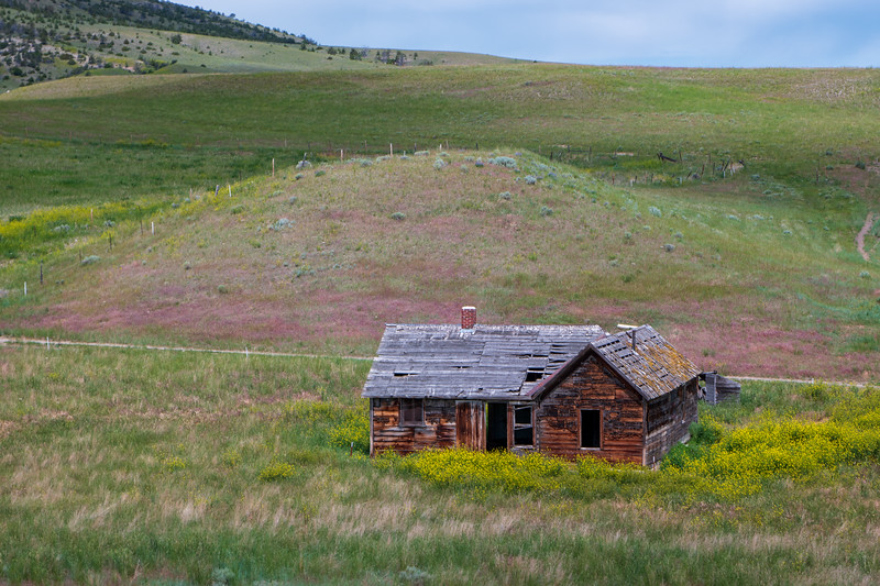 Montana Settlers Home