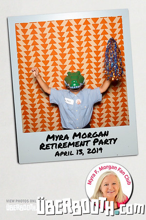 Myra Morgan Retirement Party - First Magnitude 04-13-2019