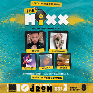 Lecollective Presents The Mixx-at Drom  (11.10.15)