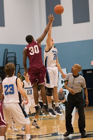 Ponte Vedra Boys Basketball vs St Augustine 12-11-09