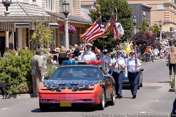 2006 Miss Oregon Parade Snapshot Gallery Seaside Oregon