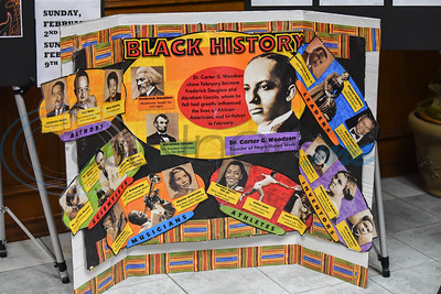 Bethany Tabernacle Word Of Life Black History Month by Jessica Payne