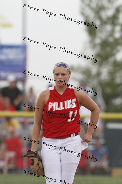 2012 Softball 4A Finals