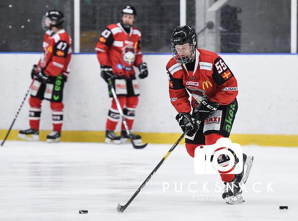 J18 Elit Södra 2018-11-23: IF Malmö Redhawks - Frölunda HC