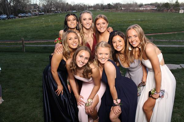 2019 Boulder High Prom