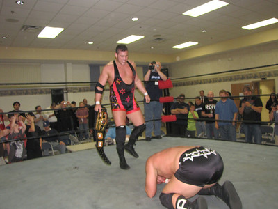 New England Championship Wrestling Stronger Than Hurt June 8, 2012