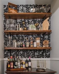 Next Project Studio - Custom Shelves