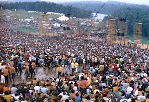 Woodstock 1969 Concert Site