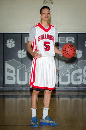 2013-14 BHS Basketball Team Photos