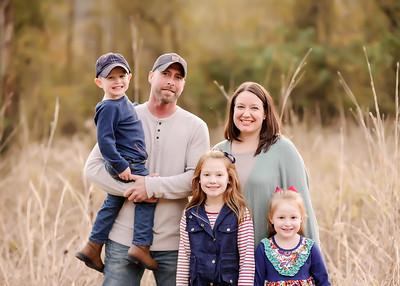 Horne Family 2019