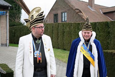 Aanstelling Prins Carnaval 2011