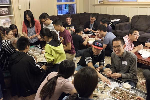 2017-10-06 IUSM Mid Autumn Festival Dumpling Making Party
