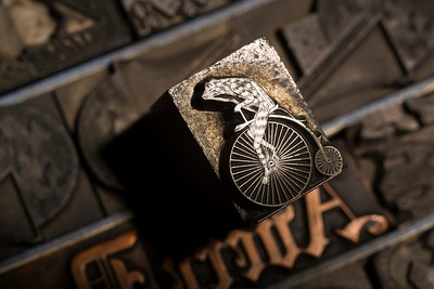 Art Nouveau, eclectic typefaces and ornaments - Caratteri e fregi artnouveau ed eclettici