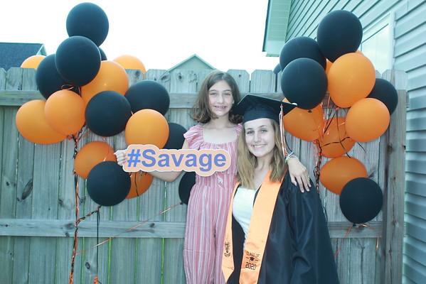 Haleys Graduation 2020