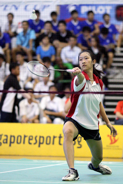 Action Packed - Badminton
