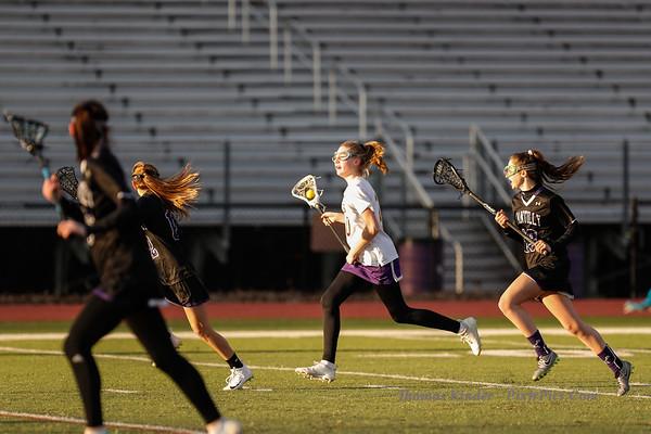 Girls JV Lacrosse v Chantilly 3/18/19