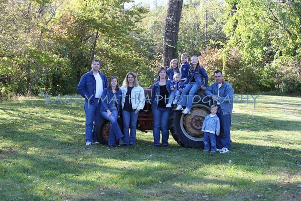 Teresa Family Session Oct 09