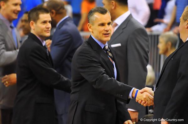Gators vs Auburn Basketball 02-19-14