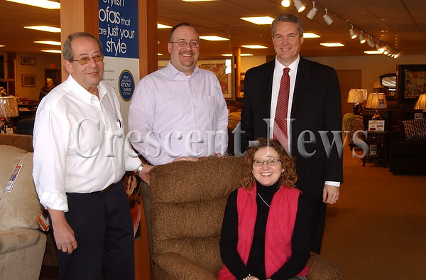 02-25-15 NEWS Ken's Furniture Donates to the Lions Club