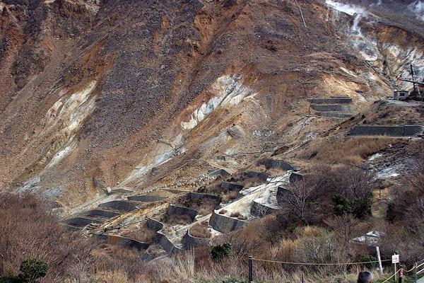3. Mt Fuji area