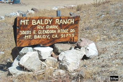 2007 Aug Mt Baldy