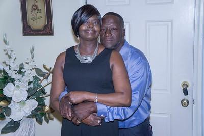 Sheila & Trenton Engagement Party 2019