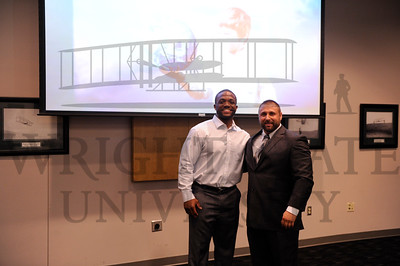 12081 CECS Community Commitment Kickoff with Maurice Clarett 9-5-13