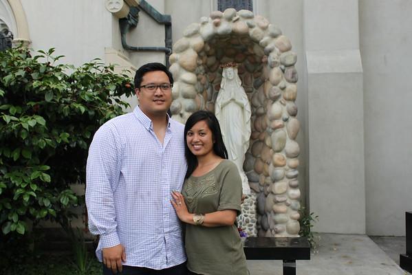 Bryan's Engagement (June 25, 2013)