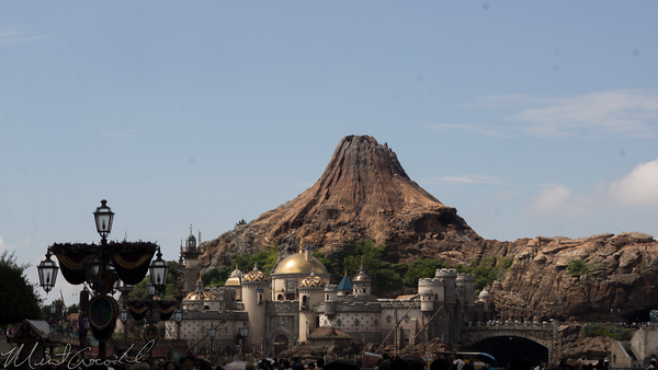 Disneyland Resort, Tokyo Disneyland, Tokyo Disney Sea, Tokyo Disney Resort, Tokyo DisneySea, Tokyo, Disney, Mediterranean Harbor, Mount Prometheus, Aquasphere