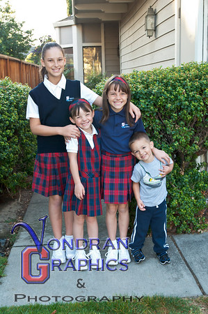 2011-0824 1st Day of School