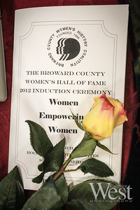 Women's Hall of Fame-2012