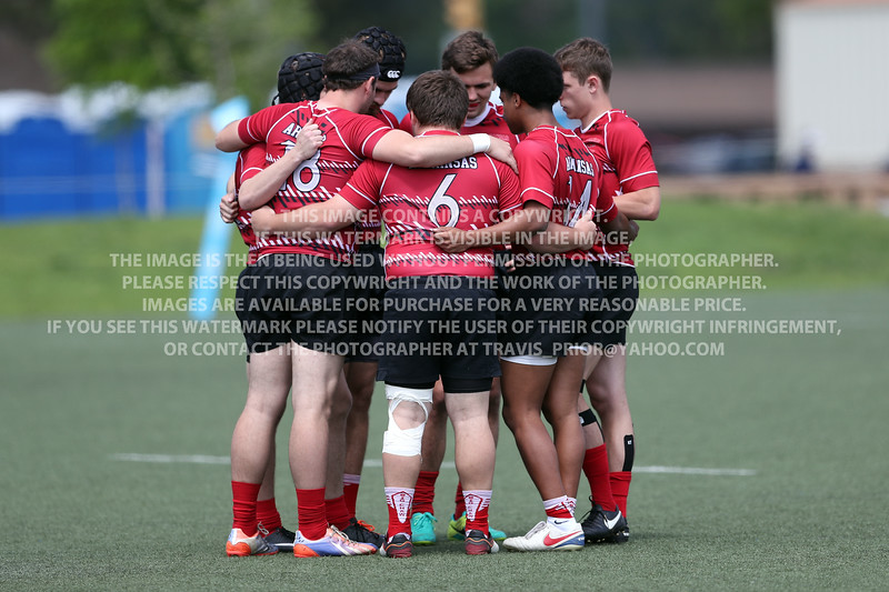 University of Arkansas Rugby Men 2018 USA Rugby Collegiate 7's National Championships May 18-20