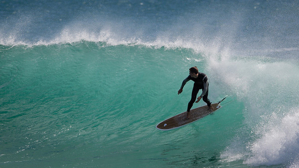 Surfing Kirra & Snapper Rocks in Big Swell