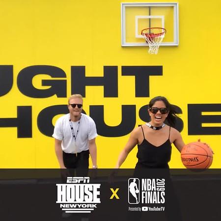 ESPN House New York NYC Pod 1 MP4s