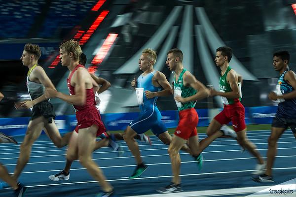 Napoli Summer Universiade 2019 - Athletics I