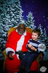 Old North Pictures with Santa