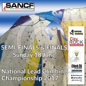 2017 NATIONAL LEAD COMPETITION - SEMI-FINALS & FINALS