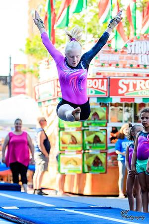 19.07.10 YMCA Gymnastics
