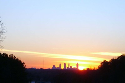 Atlanta Sunset