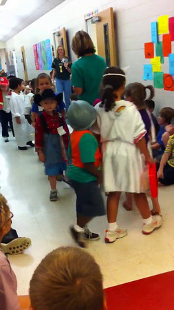 2010-2011 Kindergarten Career Day