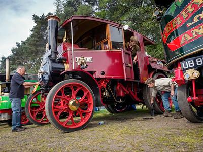 2019 Chipping Steam Fair