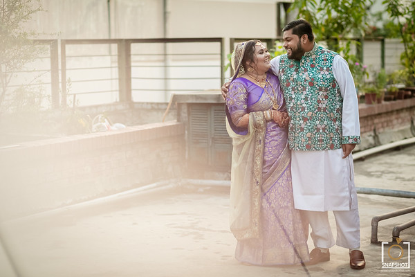 Amanna & Rabbi Wedding
