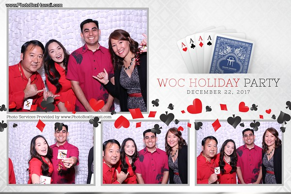 WOC Holiday Party