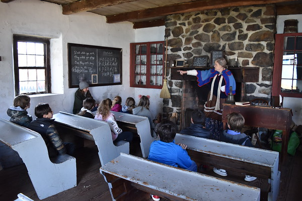 MMS Grade 5 Field Trip to Museum Village - November 6, 2019